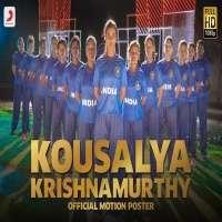 Kousalya Krishnamurthy