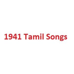 1941 Tamil Songs