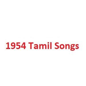 1954 Tamil Songs