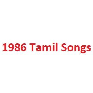 1986 Tamil Songs