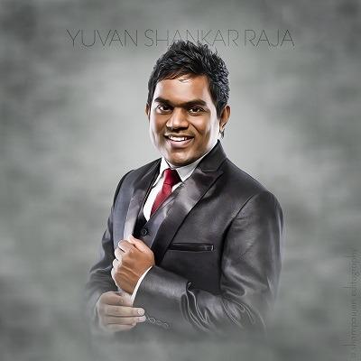Yuvan Shankar Raja Fanart
